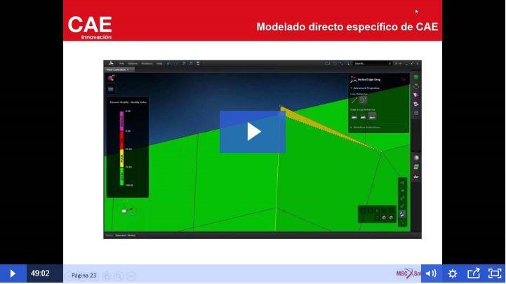 ¡Ya está disponible el webinar: Simulación estructural de productos de Materiales Compuestos (Composite)!