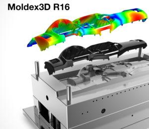 Moldex3D R16 SP1